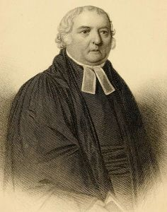 Samuel Marsden.  Picture source: WIkimedia Commons