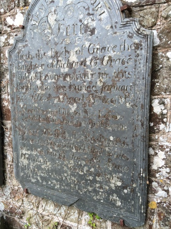 Veale Headstone