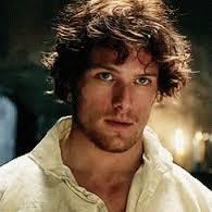 Sam Heughan as Jamie Fraser, in Outlander. Need I say more?