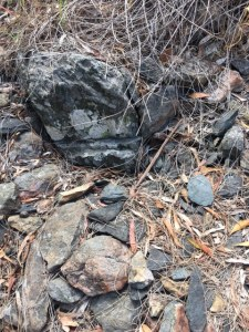 Quarry debris. Source: MST